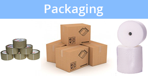Packaging material and services